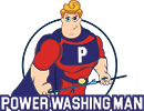 The Power Washing Man
